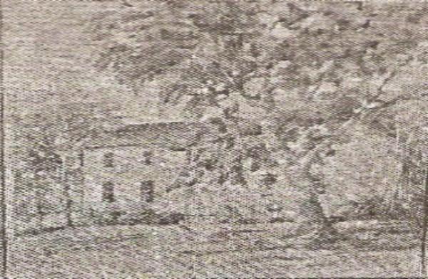 Mansion House at Nauvoo
