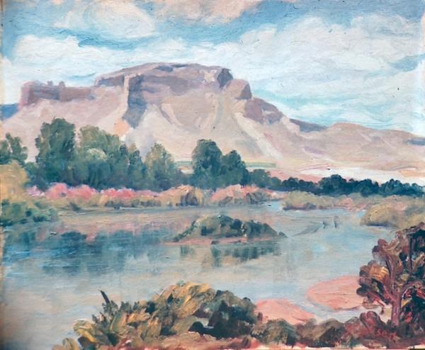 Platt River at Scott