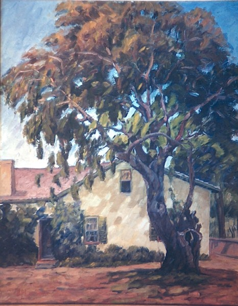 Thomas Moore Home at Nauvoo