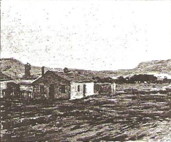 At Fort Laramie