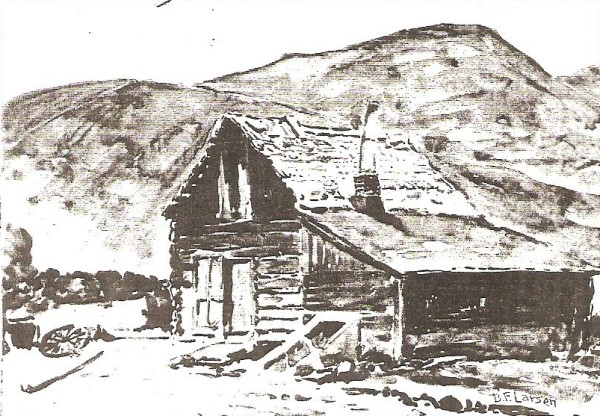 Pioneer Ranch Home