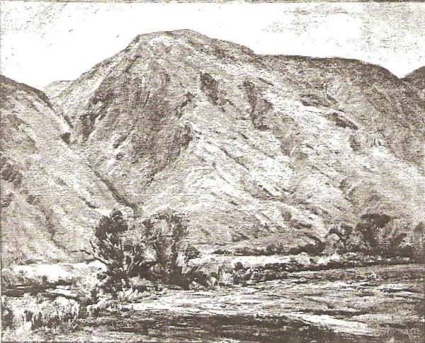 A Utah Mountain