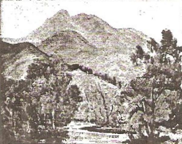 In Logan Canyon