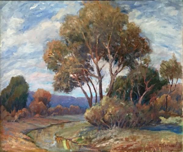 Spring Creek in Autumn