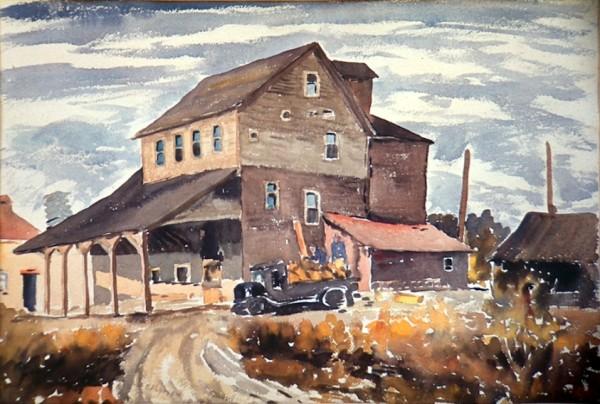 Old Mill at Lehi