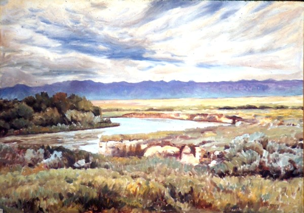 The Sweetwater River