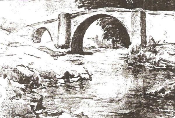 Bridge Near Cuenca Spain