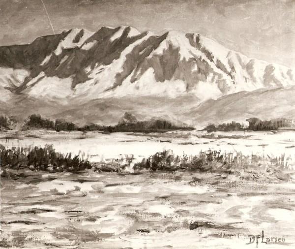 Winter Timpanogos