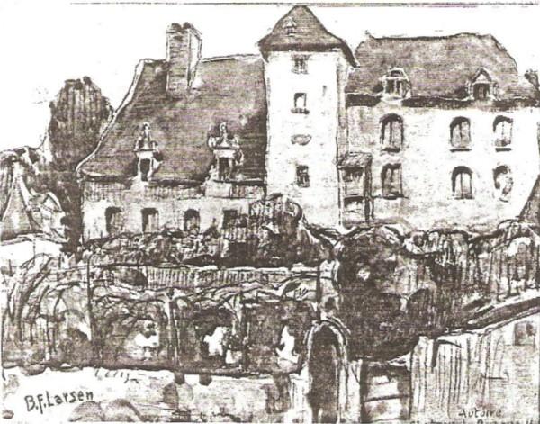 Chateau de Borsoneille