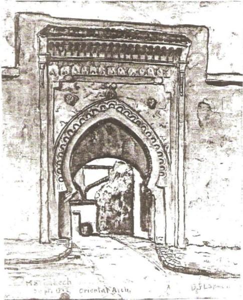 Oriental Arch