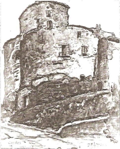 Defense Tower at Cordes