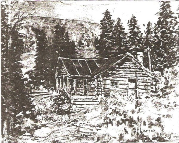 Rees Bench Cabin