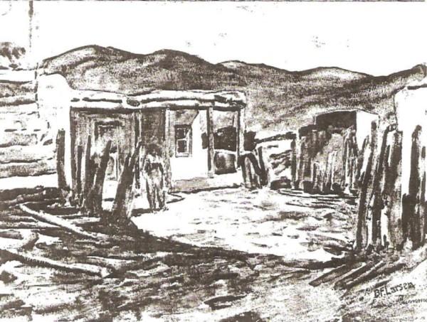Home at Lano Qummado