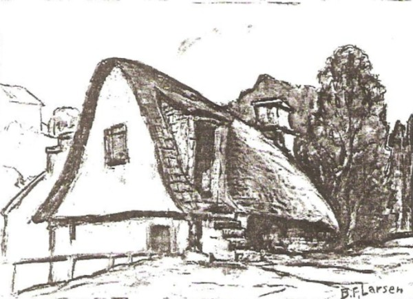 A Thatched Home