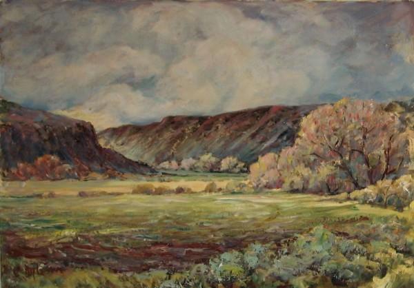 Ranch Pasture