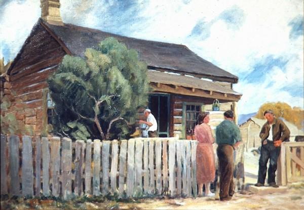 Pioneer Home at Wanship