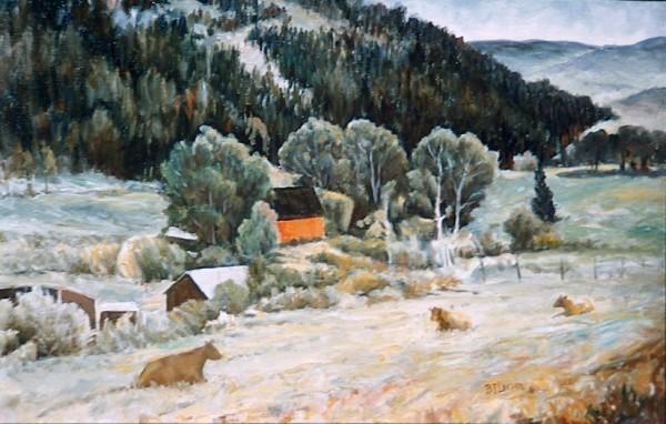 A Mountain Ranch