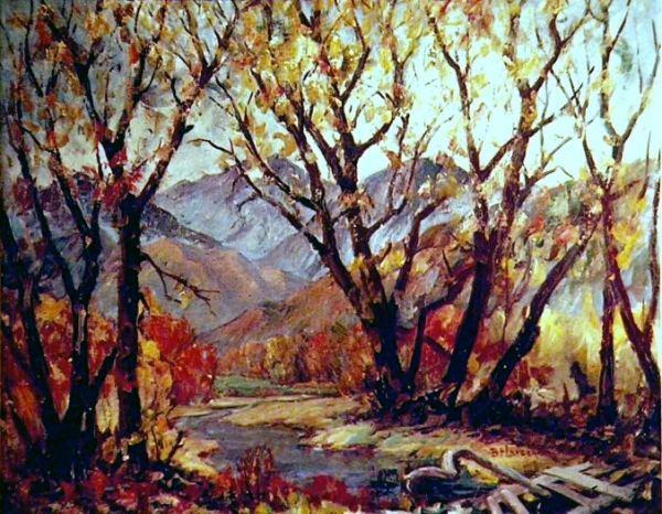 In Hubble Creek