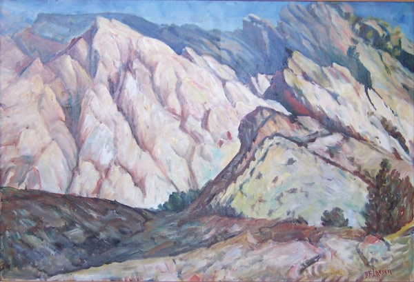 San Rafel Swell Mountains