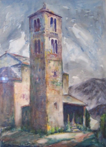 Bell Tower at the State Capitol – Andora the Old