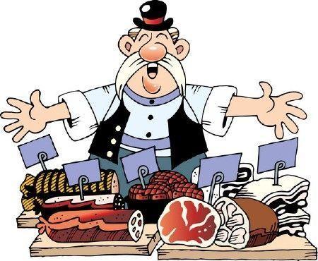 Нужен продавец мяса