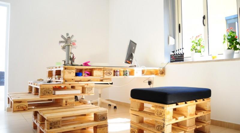 Мебель из паллет бизнес план