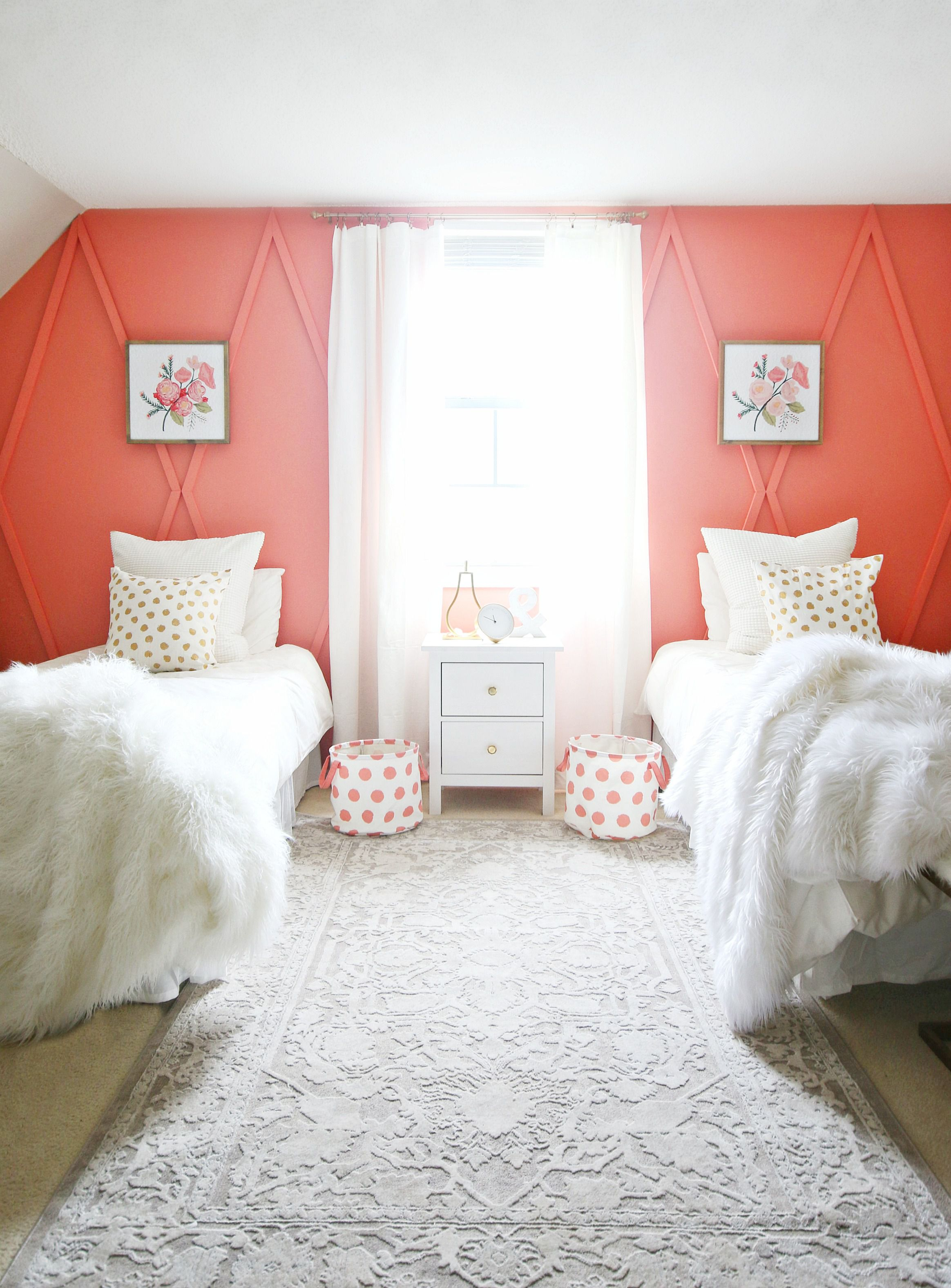 Pink paint ideas