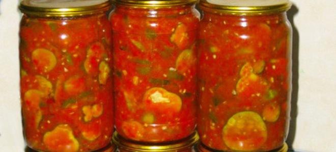 Салат на зиму из огурцов помидоров и капусты