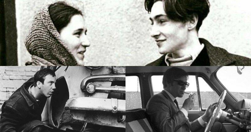 Фото советских знаменитых актеров