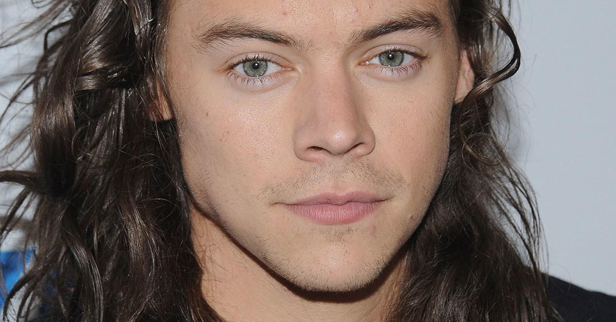 Harry styles nails