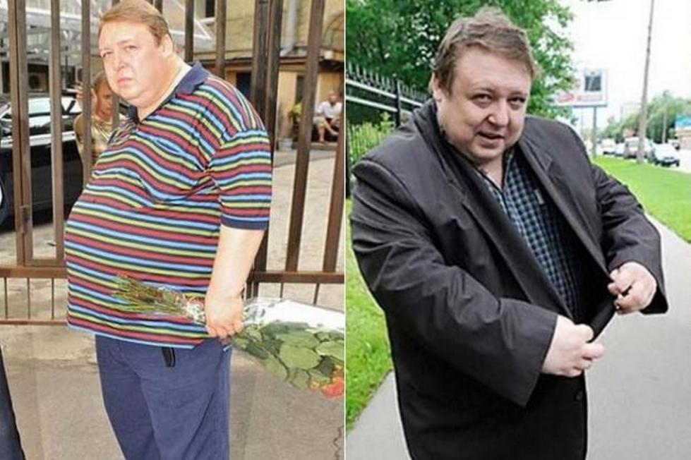 Актер александр семчев вес