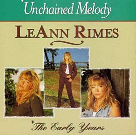 Leann rimes unchained melody album
