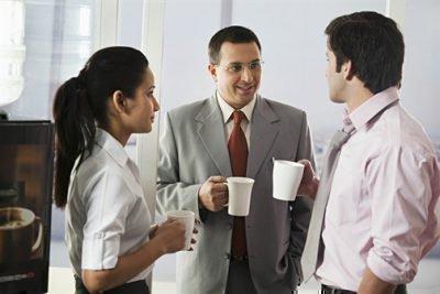 Как правильно вести себя с начальником