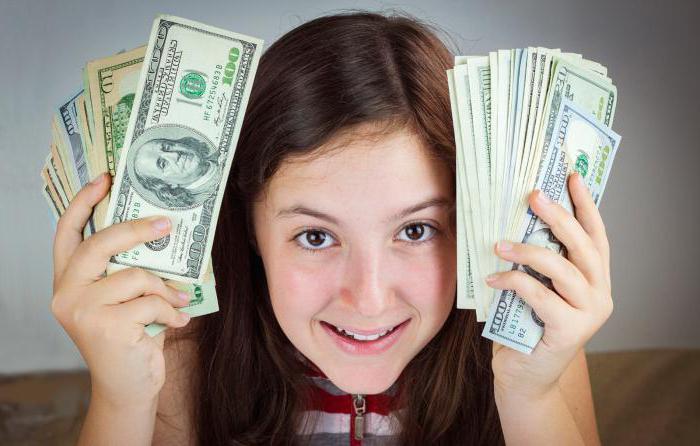 Где можно заработать деньги в 15 лет