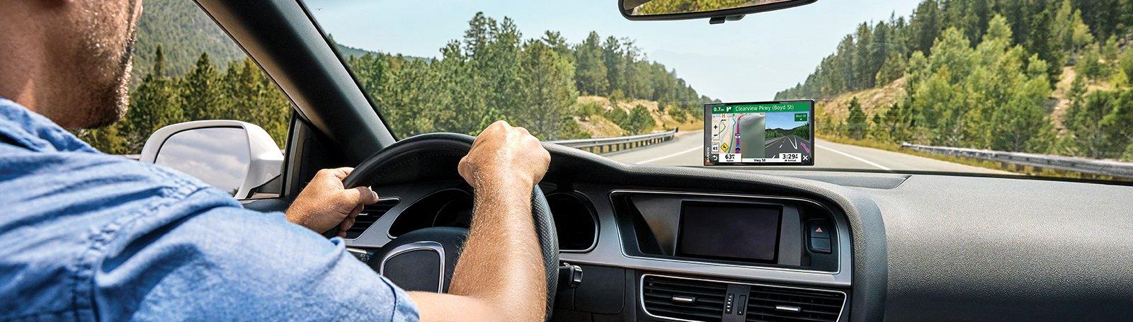 Garmin nuvi 250 pink auto navigation system