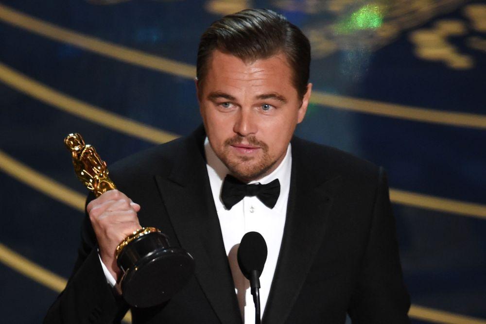 Leonardo dicaprio academy awards speech