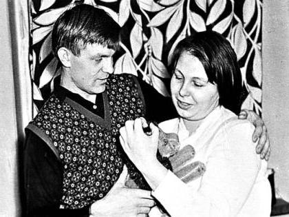 Юрия Назаров: биография