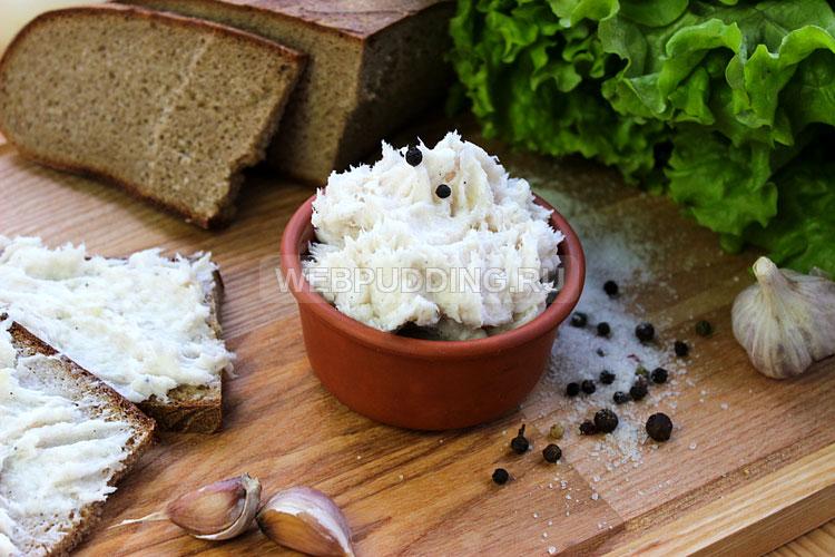 Сало соленое перекрученное с чесноком рецепт
