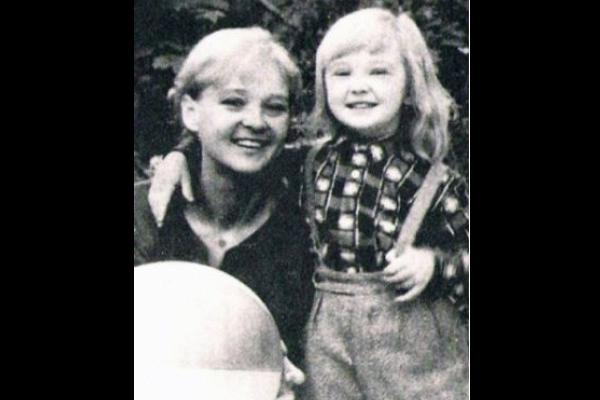Гурченко и ее дочь отношения