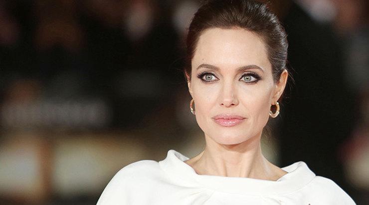Анджелина Джоли офильме «Несломленный» иработе смужем