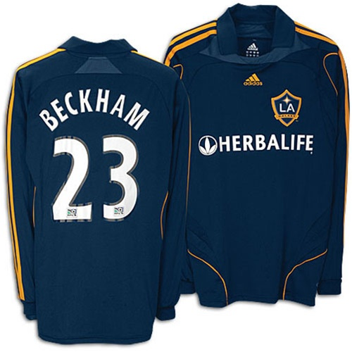 David beckham la galaxy jersey for sale