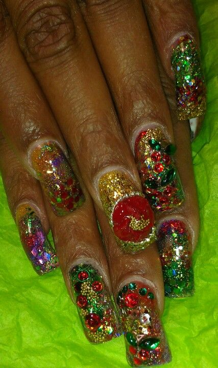 Mimas naughty nails