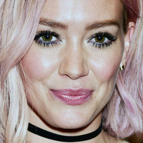 Hilary duff with no makeup