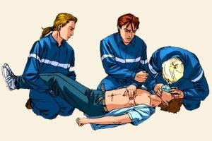 Час проведення серцево-легеневої реанімації