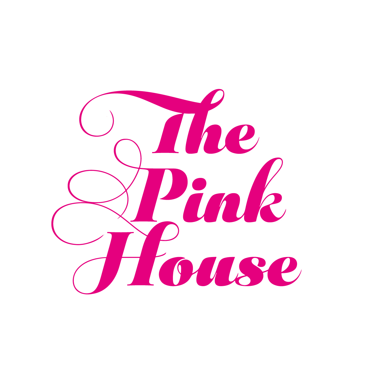 Pink house clothing brand