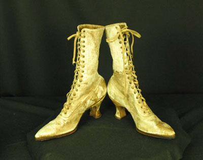 Обувь XIX века: «Принеси те самые черевички, которые носит царица, выйду тот же час за тебя замуж», фото № 9