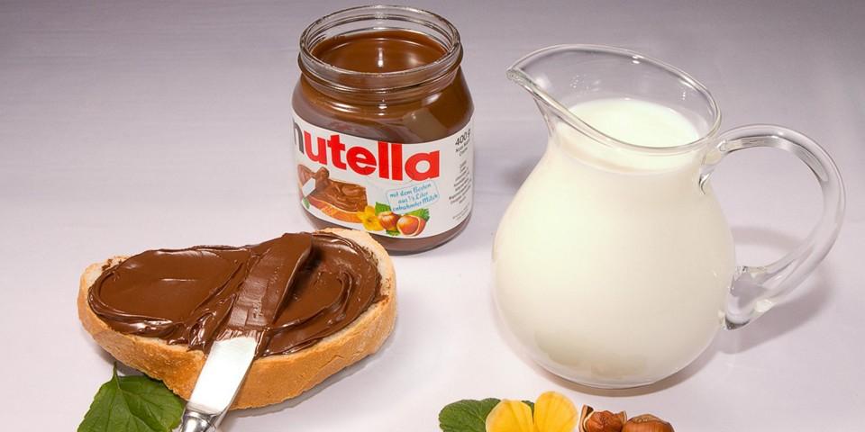 Рецепт шоколадная паста нутелла в домашних условиях рецепт с фото