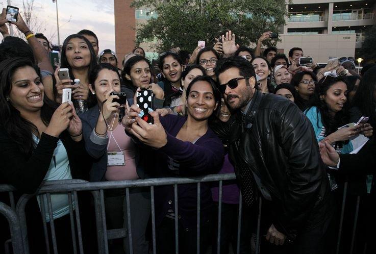 Crazy fans of celebrities