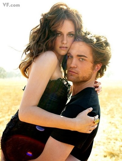 Rob pattinson and kristen stewart photo shoot