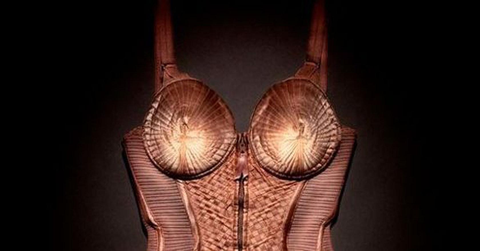 Gaultier madonna corset